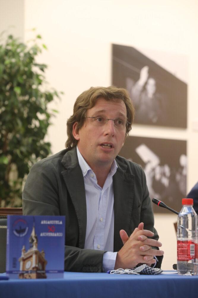 José Luis Martinez Almeida, Arganzuela